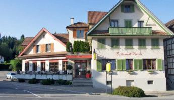 RESERVIERT!!! Landgasthof Rössli, Hellbühl/LU