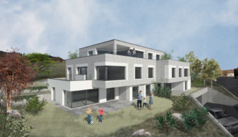 Privé – Wohnen an attraktivster Lage in Dintikon/AG, 2 Wohnungen reserviert
