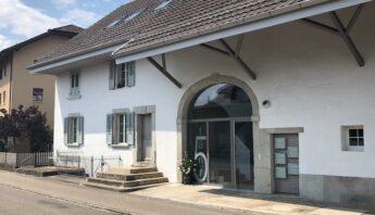 VERMIETET: Wohnen in modernem Bauernhaus / Dintikon