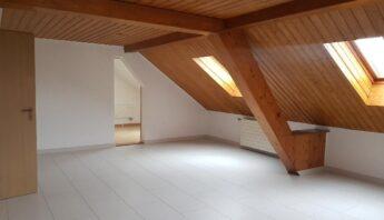 Vermietet: Schöne und heimelige 4 Zimmer Dach-Wohnung zu vermieten in Dintikon/AG