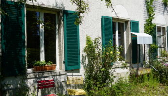 Charmante Erdgeschoss-Wohnung in Altbauliegenschaft mit drei Wohneinheiten