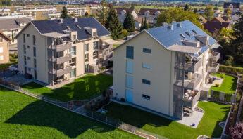 Top moderne und edle 3 1/2-Zimmer Wohnung im Eigentumstandard in Dintikon/AG