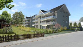 zu vermieten Aussen-Abstellplatz in Dintikon/AG zu vermieten