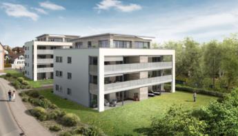 Vermietet: 4.5 Zimmer Garten-Wohnung direkt am Bach und im Dorfkern von Seon/AG